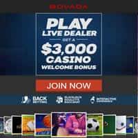Bovada New Live Casino