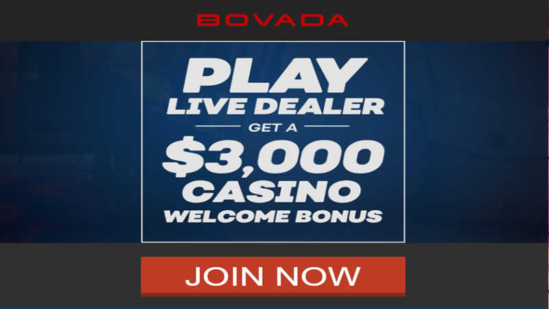 Bovada Launches Live Dealer Games