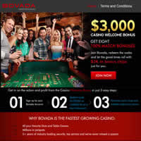 Play Legal Blackjack At Bovada Casino