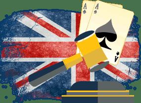Legal UK Flag