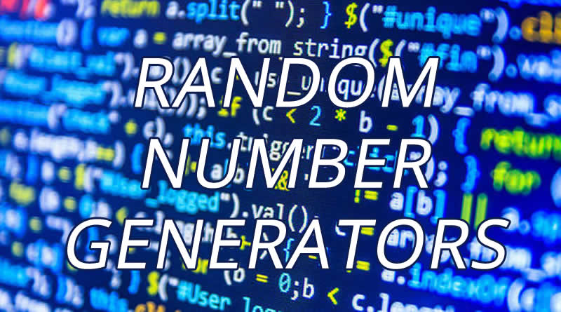 Random Number Sequence
